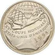 500 Francs CFA (World Cup) – reverse