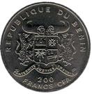200 Francs CFA (Sydney Olympics) – obverse