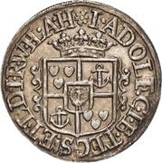 12 Mariengroschen - Johann Adolph – obverse