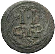 2 Pfennig - Johann Adolph – reverse