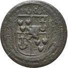 3 Pfennig - Johann Adolph – obverse