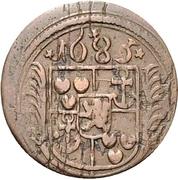 4 Pfennig - Johann Adolph – obverse