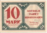 10 Mark – obverse