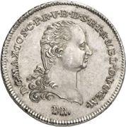 1 Thaler - Maximilian Joseph IV. – obverse