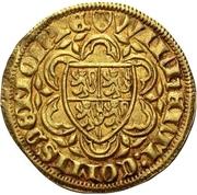 1 Goldgulden - Wilhelm II. – obverse