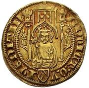 1 Goldgulden - Wilhelm II. – reverse