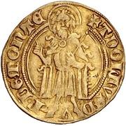 1 Goldgulden - Adolf IX. – obverse
