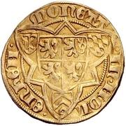 1 Goldgulden - Adolf IX. – reverse