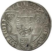 1 Weisspfennig - Adolph IX. – reverse