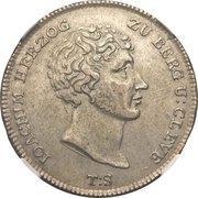 1 Reichsthaler - Joachim Murat – obverse