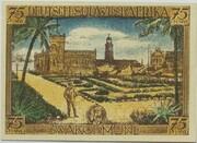 75 Pfennig (Berlin; Deutsch-Hanseatischer Kolonialgedenktag - A1: Deutsch-Südwestafrika) – reverse