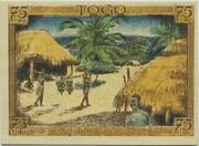 75 Pfennig (Berlin; Deutsch-Hanseatischer Kolonialgedenktag - A4: Togo) – reverse