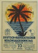 75 Pfennig (Berlin; Deutsch-Hanseatischer Kolonialgedenktag - A6: Kamerun) – obverse