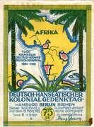75 Pfennig (Berlin; Deutsch-Hanseatischer Kolonialgedenktag - B4: A. Lüderitz) – obverse