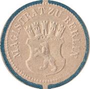 50 Pfennig (Berlin; Districts Series - Issue 1: Mitte) -  obverse
