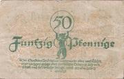 50 Pfennig (Berlin) – reverse