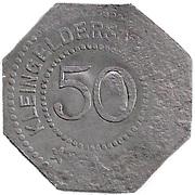 50 Pfennig - Berlin (Westf. Anh. Sprengstoff AG) – reverse