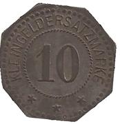 10 Pfennig - Berlin (Westf. Anh. Sprengstoff AG) – reverse