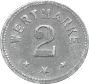 2 Pfennig - Berlin (A. Wertheim) – reverse