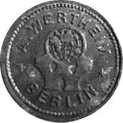5 Pfennig - Berlin (A. Wertheim) – obverse