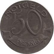 50 Pfennig - Berlin (A. Wertheim) – reverse