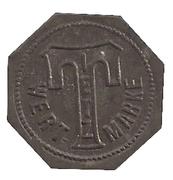 1 Pfennig - Berlin (H. Tietz) – obverse