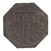 2 Pfennig - Berlin (H. Tietz) – obverse