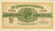 5 Shillings (George V) – obverse