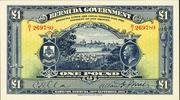 1 Pound (George V) – obverse