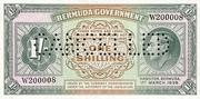 1 Shilling - George VI – obverse