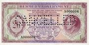 2 Shillings 6  Pence (George VI) – obverse