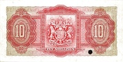 10 Shillings (George VI) – reverse