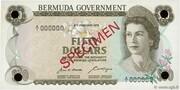 50 Dollars - Elizabeth II (Government) – obverse