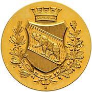 Medal - Canton of Bern – obverse