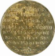Medal - The Rustic Pharmacy – reverse