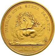 Albrecht von Haller Medal of Merit – reverse