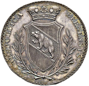 """Gymnasium Prize Medal """"Palmbaumpfennig"""" – obverse"""