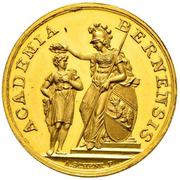 Medal of Merit of 8 Ducats – obverse