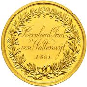 Medal of Merit of 8 Ducats – reverse