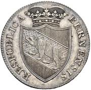 "Medal ""Jurathaler"" - Unification of Jura with Bern – obverse"