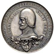 Medal -  Foundation of Bern – reverse