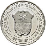 Medal - Bubenberg Bazar – obverse