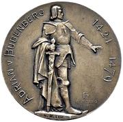 Medal - Bubenberg Monument – obverse