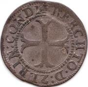 ½ Batzen (BERCHTO D ZERIN CONDI) – reverse