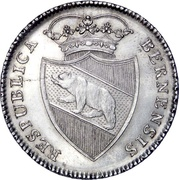 1 Thaler (two feathers) – obverse