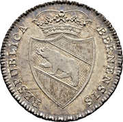 1 Thaler (one feather) – obverse