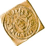 ½ Goldgulden (Klippe) – obverse