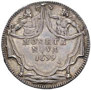 30 Kreutzers School Prize Medal – reverse