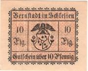 10 Pfennig (Kaufmännischer Verein) – reverse