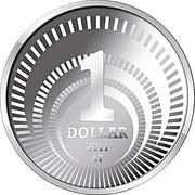 1 Dollar - Beatrix (US Dollar Introduction) – reverse